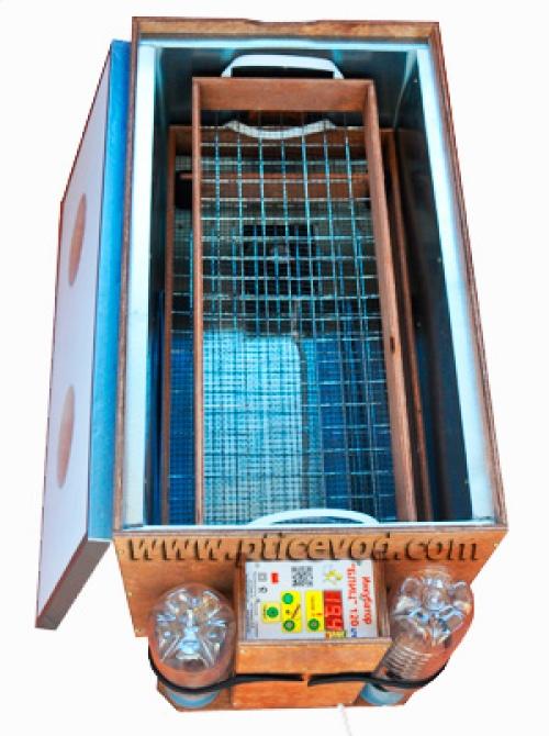 Инкубатор «БЛИЦ» 120 цифровой