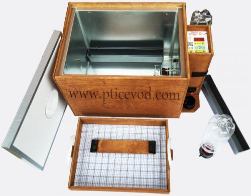 Инкубатор «БЛИЦ» 48 цифровой