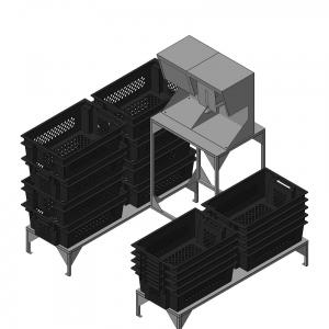 Стол для установки пилы дисковой