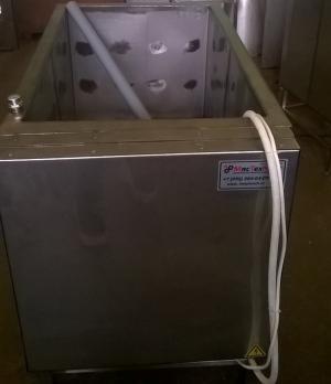 Ванна воскования с масляной рубашкой 200 литров