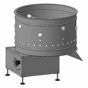 Перосъемная машина МТМ-450п