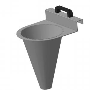 Фиксатор под конусы для убоя размеров №1 и №2