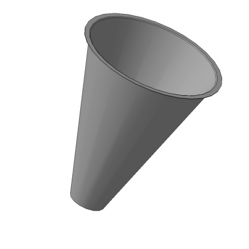 Конус для убоя перепелов из нержавеющей стали от российского производителя МТМ купить